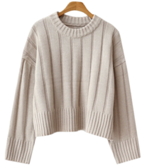 Bambi Ribbed Knitwear