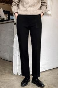 Joel Winter Slim Straight Fit Slacks