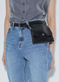 Square pocket bag