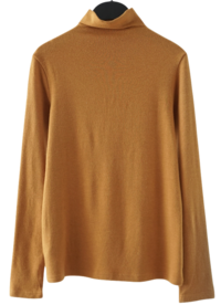 soft wool color pola top