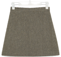some one wool mini skirts