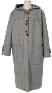 Duffle wool long coat_Y (울 60%) (size : free)
