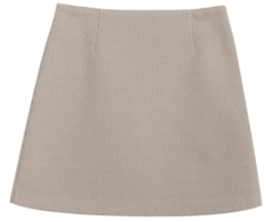 Dodozan Check Skirt