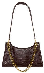 Crocodile Chain Bag