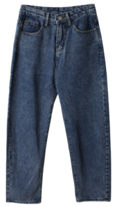 Fordu straight denim pants