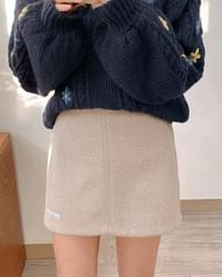 Thank you ♥ handmade mini skirt-3color