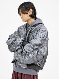 crease ma-1 jumper - men