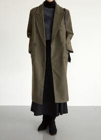Maid quilted coat