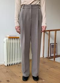 Double Pintuck Winter Slacks