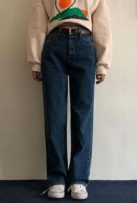 Animo wide denim pants