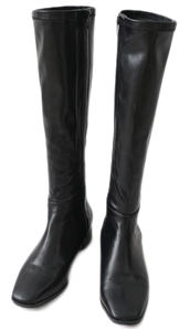 slim line middle boots