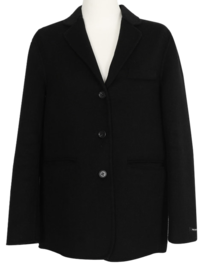 BLACK LABEL MODERN SHORT COAT (limited amount, quantity, quantity !! 80% wool special price コート