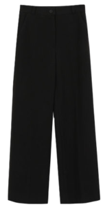Premium Knit Wide Slacks