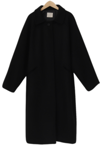 Raglan wool long coat_C (size : free)