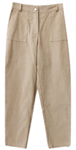 Golden band pants