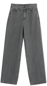 Pie brushed long pants