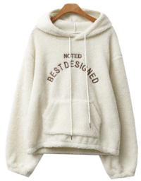 Best Embroidery Fleece Hood