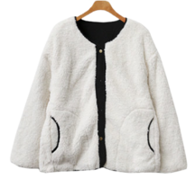 Qualified double-sided fleece jumper