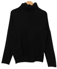 Top Turtle Neck Knit