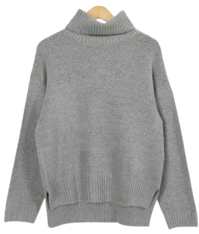 Top Turtleneck Knit ニット