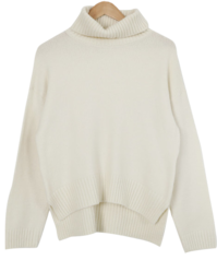 Top Turtleneck Knit