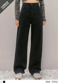 COTTON WIDE PANTS - 3 VER.