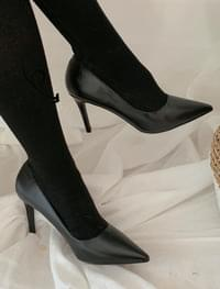 Rube stiletto heel