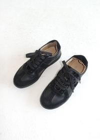 Maison suede sneakers
