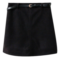 Mama incision skirt