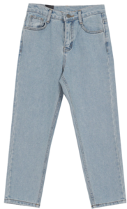 Poppy brushed 8.5 pants jeans