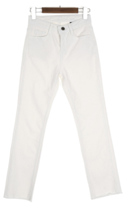 Sheepskin Slim Fit Pants