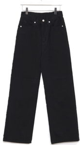 volly straight cotton pants (s, m, l)