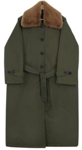 Eco Put Trench Padded Coat