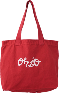 casual printing eco bag (3colors)