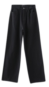 napping straight pants (3colors)
