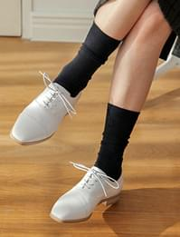 Wind lace up shoes_Y (size : 230,235,240,245,250)