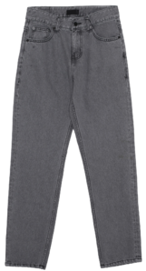 slim gray jeans - men