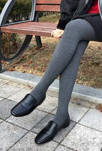 Cotton basic tights