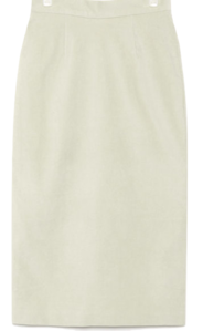 very soft pastel long skirts (s, m)