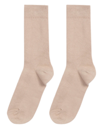 Basic Corrugated Long Sox