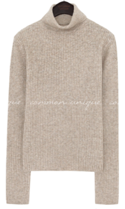 VELMA GOLGI TURTLE NECK KNIT