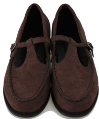 Modern Daily Suede Loafers