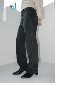 steady maxi jeans (2colors)