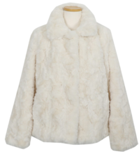 Mongle fur jacket