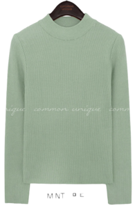 MURCH GOLGI HALF NECK KNIT knitwears