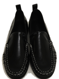 Crease flat simple loafer_P (size : 225,230,235,240,245,250)