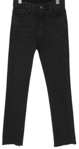 Soft slim-fit cutting pants (size : S,M,L)