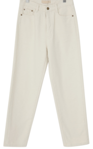 Daily warm straight pants_H (size : S,M,L) pants