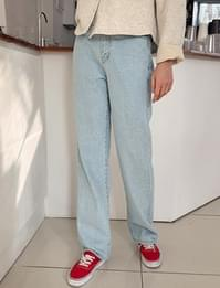 Late long denim pants_A (size : S,M)