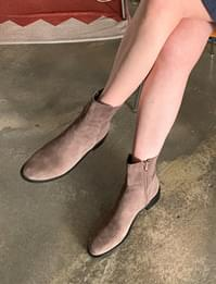 Lown round ankle boots_Y